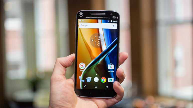 Moto G4, G4 Plus y G4 Play llegan a Colombia