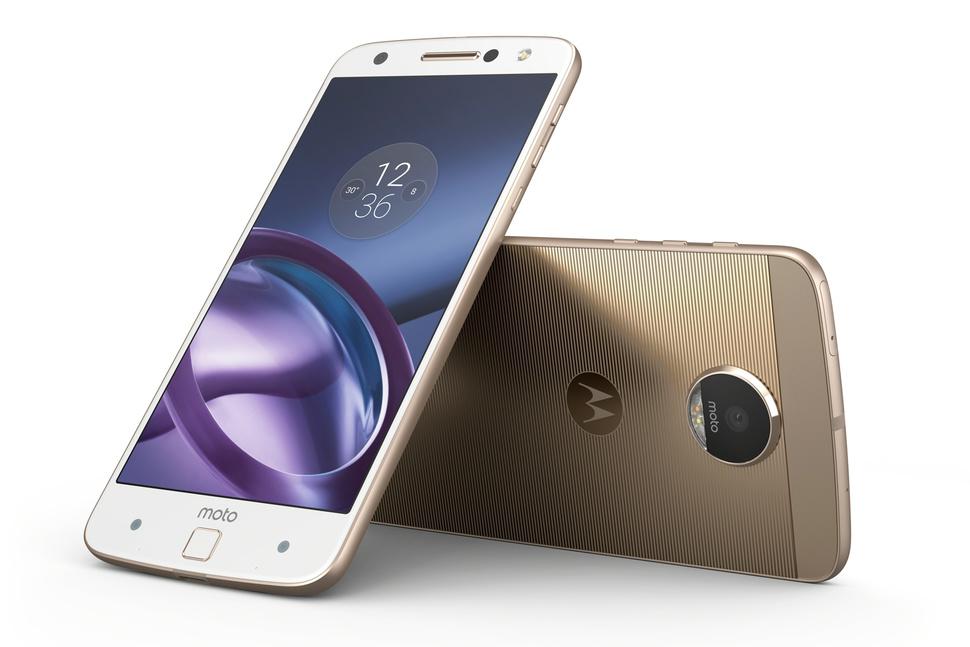 Se lanza el Motorola Moto Z, el nuevo gama alta de Lenovo