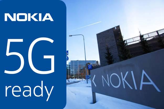 El camino de Nokia hacia la tecnología 5G