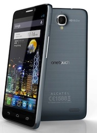 alcatel one touch idol p