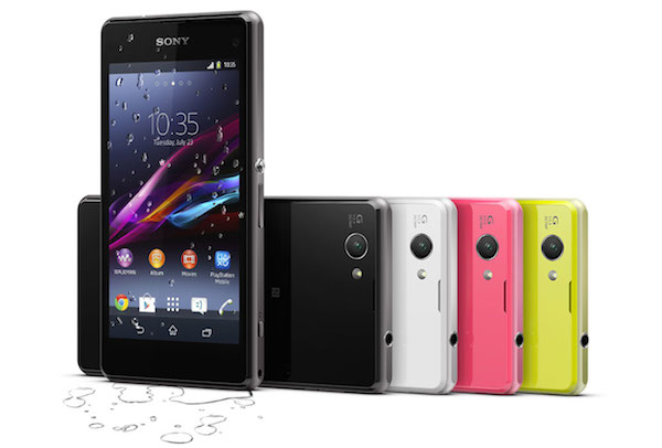 xperia z1 compact colombia